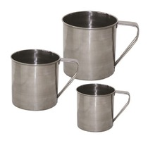 Stainless cup Yate 0,23l, Yate