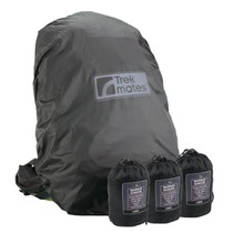 Protective cover to backpack TrekMates waterproof STCH 51, TrekMates