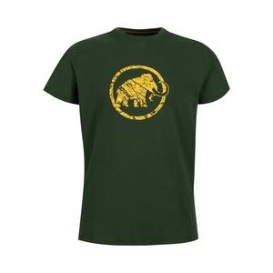 Men t-shirt Mammut Logo T-Shirt Men (1017-07295) woods