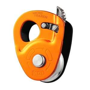Pulley with as a blocker PETZL Micro Traxion P53, Petzl