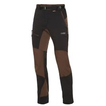 Pants Direct Alpine Patrol Tech black / brown, Direct Alpine