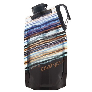 Bottle Platypus DuoLock SoftBottle Orange Skyline 0,75 l, Platypus