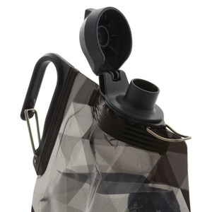 Bottle Platypus DuoLock SoftBottle Gray Prisms 0,75 l, Platypus