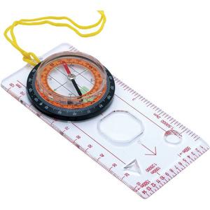 Map compass with magnifier Baladéo PLR020