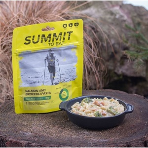 Summit To Eat salmon with pasta and broccoli big pack 806201, Summit To Eat