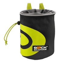 Bag to magnesium Rock Empire Chalk Bag Spiral black, Rock Empire