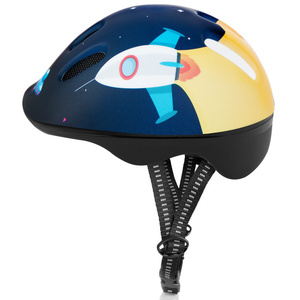 Children cycling helmet Spokey SPACE 49-56 cm, Spokey