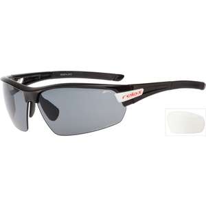 Sports sun glasses Relax Imbros black R5387A, Relax