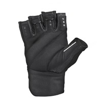 Fitness gloves Spokey RAYO 3rd black, Spokey