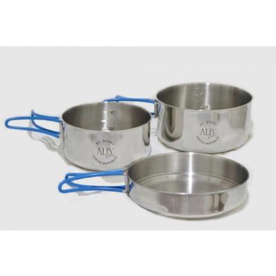 Alb Makalu 3-piece dinnerware set 0655