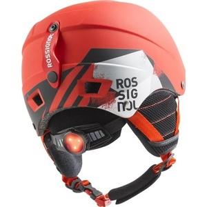 Ski helmet Rossignol Comp J red-ice RKFH504, Rossignol