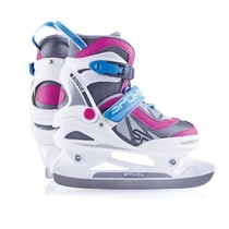 Skates winter I summer Spokey ROGUE adjustable, white-pink, Spokey