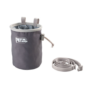 Bag to magnesium PETZL Bandi grey, Petzl