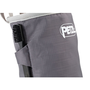 Bag to magnesium PETZL Bandi grey, Petzl