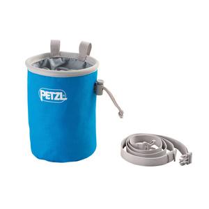 Bag to magnesium PETZL Bandi blue, Petzl