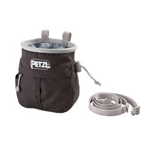Bag to magnesium PETZL Sakapoche grey, Petzl