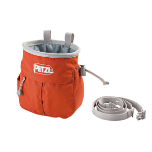 Bag to magnesium PETZL Sakapoche orange, Petzl