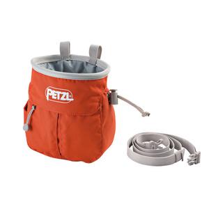 Bag to magnesium PETZL Sakapoche orange, Petzl