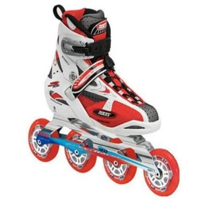 Skatess Roces S 302 Top White / Red, Roces