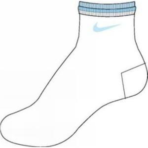 Socks Nike Femme SX0962-143, Nike