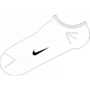Socks Nike Ankle Femme Blue SX1430-103