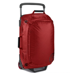 Travel bag LOWE ALPINE AT Wheelie 90 Pepper red / black, Lowe alpine