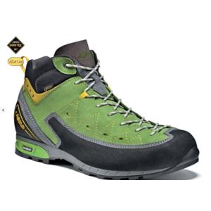 Shoes ASOLO Magnum GV Gray / English ivy A651, Asolo