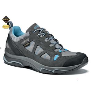 Shoes ASOLO Megaton GV Graphite / Stone / Cyan blue A788, Asolo