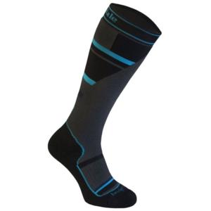 Socks BRIDGEDALE Mountain Junior Grey / Blue 804, bridgedale
