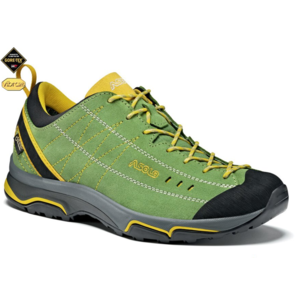 Shoes ASOLO Nucleon GV English Ivy / Yellow A752, Asolo