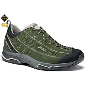Shoes ASOLO Nucleon GV Jeans green / silver A750, Asolo