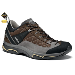 Shoes ASOLO Pipe GV Cendre / Brown head A791, Asolo