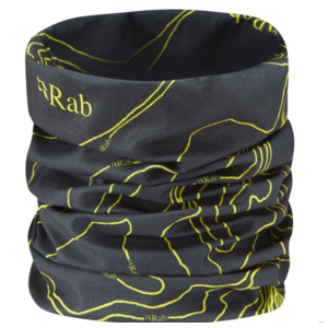 Cravat LOWE ALPINE Rab Tube Ebony, Lowe alpine