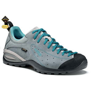 Shoes ASOLO Shiver GV Cloudy blue / blue peacock A799, Asolo