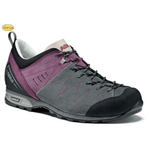Shoes ASOLO Track Gray / Grapeade A643, Asolo