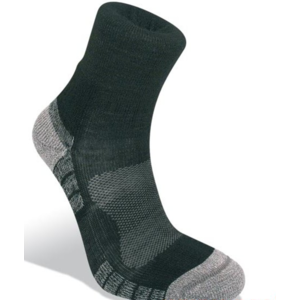 Socks Bridgedale WoolFusion Trail Light Black / Silver 822, bridgedale