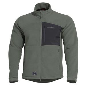 Fleece hoodie PENTAGON® Athos Camo green, Pentagon