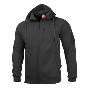 Tactical hoodie with hood PENTAGON® Leonidas 2.0 black, Pentagon