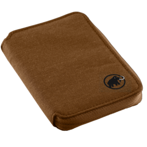 Wallet MAMMUT Zipper Wallet Melange Timber, Mammut