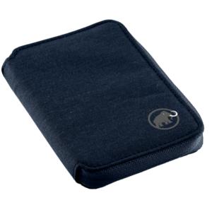 Wallet MAMMUT Zipper Wallet Melange Marine 5118, Mammut