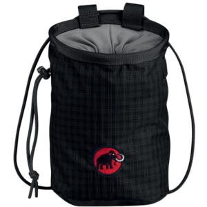Bag to magnesium MAMMUT Basic Chalk Bag Black, Mammut