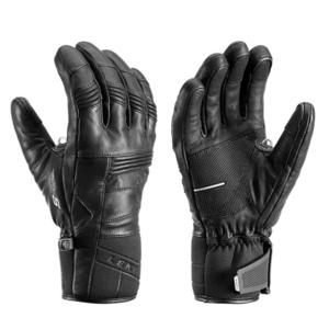 Gloves LEKI Progressive 8 S 649815301 black, Leki