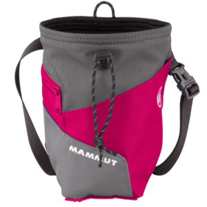 Bag to magnesium MAMMUT Rough Rider Chalk Bag Magenta, Mammut