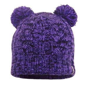 Headwear DexShell Children Beanie Pom Pom Purple, DexShell