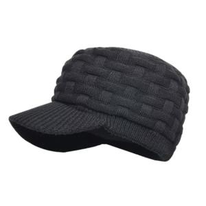 Headwear DexShell Peaked Beanie Black, DexShell