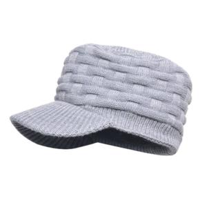 Headwear DexShell Peaked Beanie Grey, DexShell