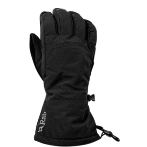 Gloves Rab Storm Glove 2018 black / bl, Rab