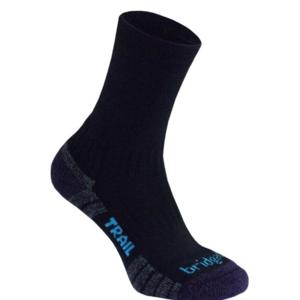 Socks Bridgedale Hike Lightweight Merino Performance Boot Women's black/purple/016
