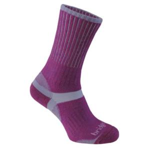 Socks Bridgedale Merino Hiker Women's plum/350