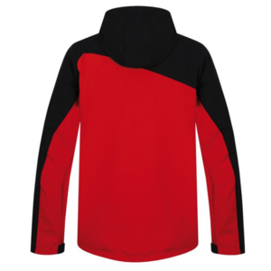 Jacket HANNAH Shafer Lite anthracite / racing red, Hannah